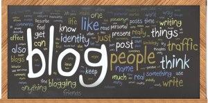 blogs word cloud