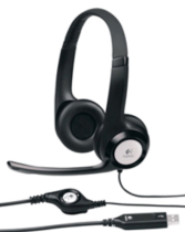 LogitechHeadphones with Microphone